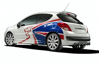 2010 Peugeot 207 S16 Special Edition - Rear Side View