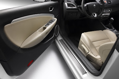 New Renault Megane 2010 great interior
