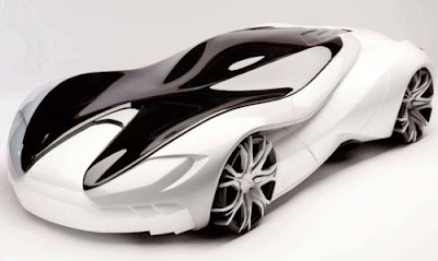 The Best Design Car In The Future 4