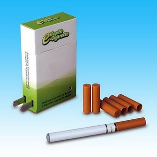 Electronic Cigarette or e-cigarete picture