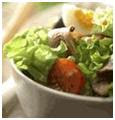 trim tummy salad