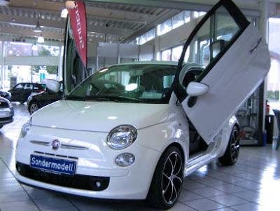 2009 Fiat 500 Barbie Concept. Fiat 500 | The Best Car