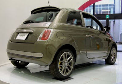 5ooblog fiat 5oo new fiat 500 by diesel in japan. Black Bedroom Furniture Sets. Home Design Ideas
