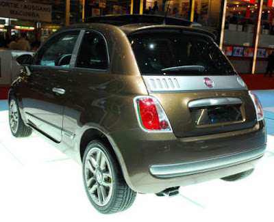 5ooblog fiat 5oo new fiat 500 by diesel geneva 2009. Black Bedroom Furniture Sets. Home Design Ideas