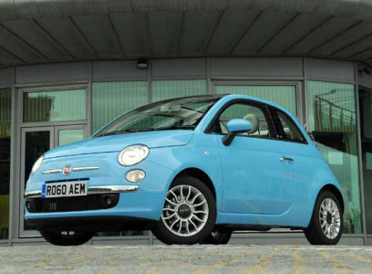 New Fiat 500 0.9 TwinAir review (III) Source: The Independent
