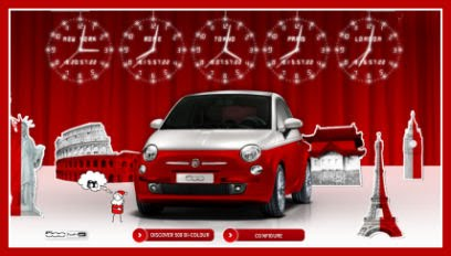 5ooblog FIAT 5oo New Fiat 500 BEST WISHES