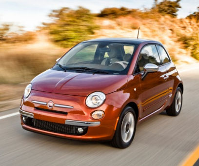 Fiat 500 Usa. New Fiat 500 USA - First Drive