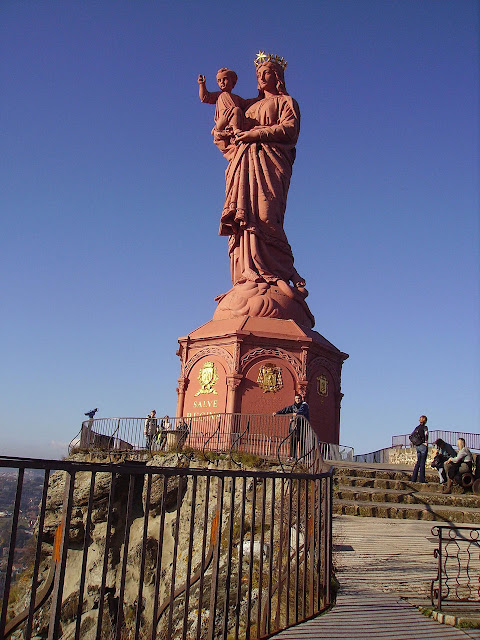 Le Puy-en-Velay: Nossa Senhora da França
