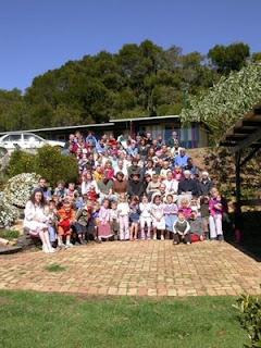 Homeschooler na Austrália