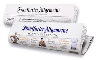 Frankfurter Allgemeine Zeitung, Pesadelo chinês