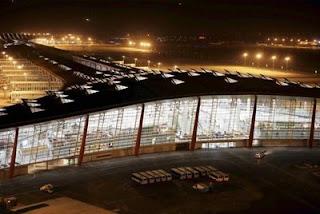 Aeroporto de Pequim, pesadelo chines