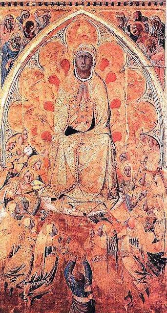 Assunção de Nossa Senhora, (Ugolino Lorenzetti) Luzes de Esperança