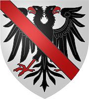 Brasão de Bertrand du Guesclin