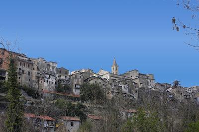 Genazzano, A cidade medieval