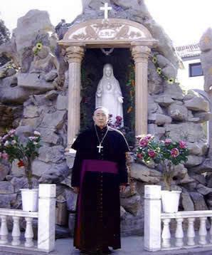 Mons. Giulio Jia Zhiguo, bispo de Wuqiu preso pela polícia chinesa