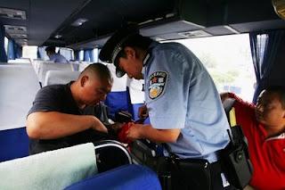 Checkpoint Pequim, Olimpíadas