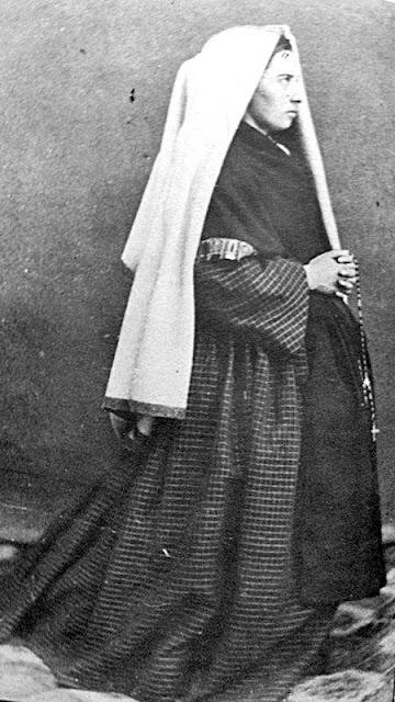 Santa Bernadette, 1864, Dufour