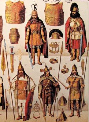 Bárbaros antes da cristianização