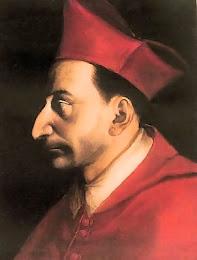 São Carlos Borromeu: virtude e vício destacam-se no nobre