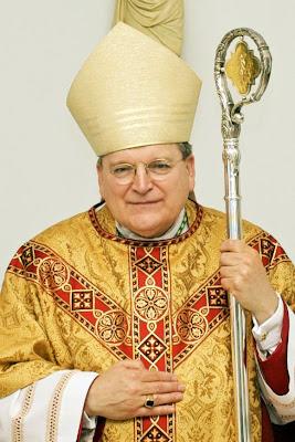 Arcebispo Raymond Leo Burke