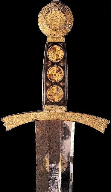 Espada de Sancho IV de Castela, 1295