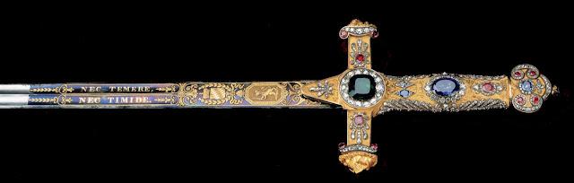 Espada imperial de Baviera, Munich