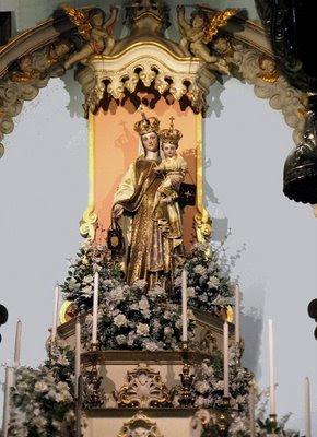 Nossa Senhora do Carmo, Sao Paulo