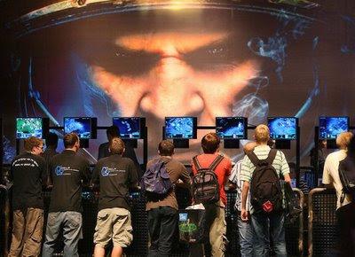Feira de videogames, Leipzig, Alemanha