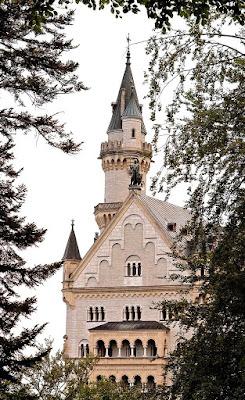 Neuschwanstein, torre principal