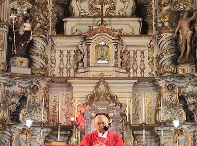 Dom José Cardoso Sobrinho, arcebispo de Olinda e Recife