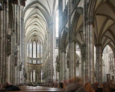 Catedral de Colônia, interior