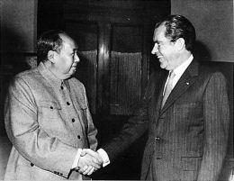 """Conselho de Mao: """"Usem o Ocidente em benefício dos chineses""""."""