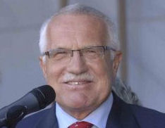 Dr. Vaclav Klaus, Presidente da República Checa