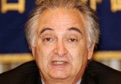 Jacques Attali, ex-conselheiro presidencial socialista francs:
