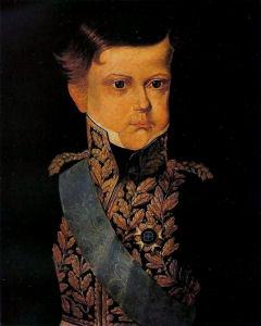 A chuva e os quinze nomes de Dom Pedro II