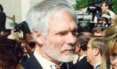 Ted Turner, bilionrio fundador da CNN: