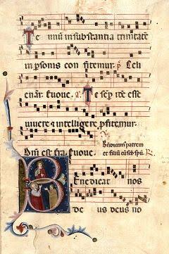A música deve obedecer a regras divinas imutáveis:
