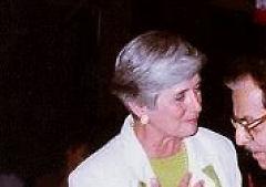 Christine S. Stewart, ex-ministra do Meio Ambiente do Canadá:
