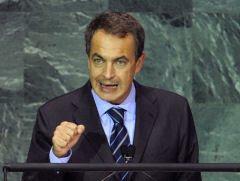 """Premiê socialista espanhol na ONU """"luta contra a mudança climática"""":"""