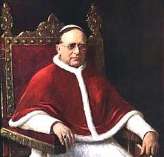 Pio XI: Deus é juiz e vingador do sangue inocente, que da terra clama ao céu