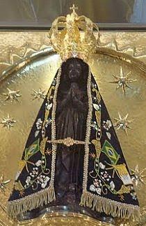 Oração a Nossa Senhora Aparecida pedindo afaste o flagelo do comunismo do Brasil