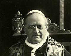 Pio XI: o capital e o trabalho são conformes à justiça e são indispensáveis para a harmonia social
