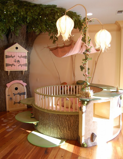 exclusive luxury baby crib design idea