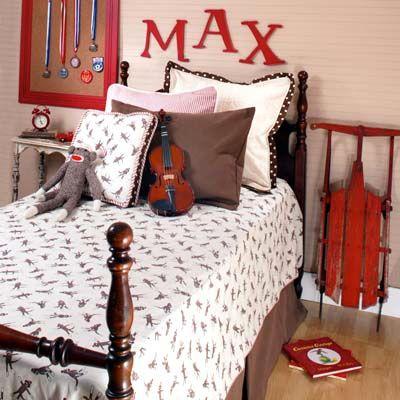 Sock Monkey Bedrooms Design Dazzle