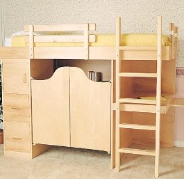 Free Loft  Plans on Your Own Bunk Bed  Bunk Bed Plans From 3 In 1 Bunk Bed U Bild Plan