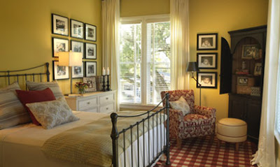Bedroom Paint Colors on Master Bedroom And Guest Room From The Hgtv Dream Home Paint Colors
