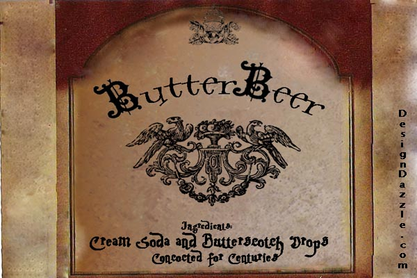 free-download-butterbeer-label