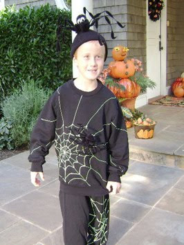 easy no-sew Halloween costumes