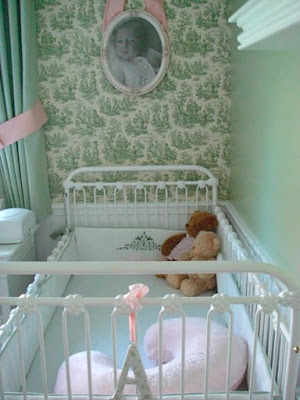 classic timeless baby nursery