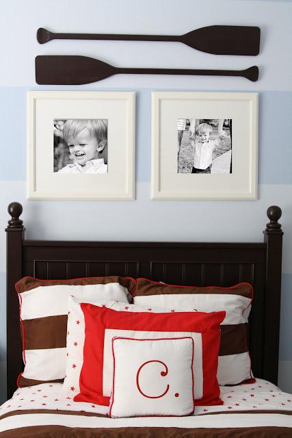 Design baby room gazee for Nautical bedroom ideas